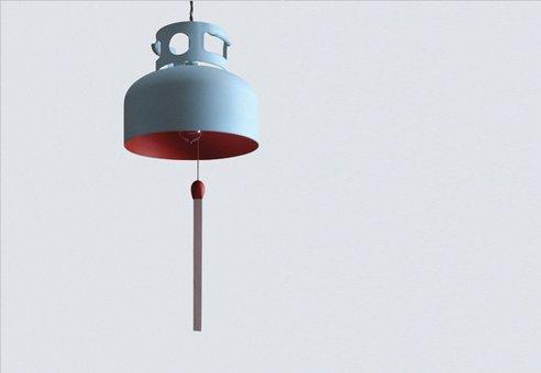 Propane BBQ Tank Recycled Into Lamp « Orta Blu