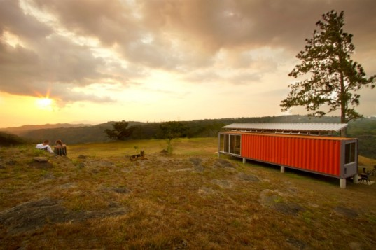 Containers of hope cool costa rican shipping container house only costs 40 000 orta blu - Container homes costa rica ...