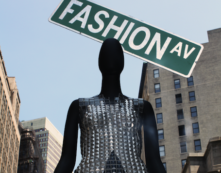 In New York City S Garment District Signs Of A Comeback