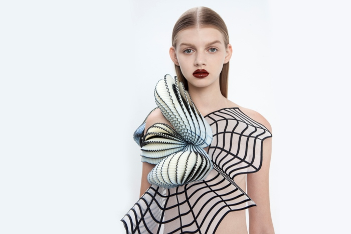 3D-Printed Fashion Line Inspired by Tension Between Real ...