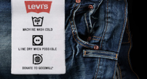 Behind The Label Levi Strauss E Valuate Program Orta Blu