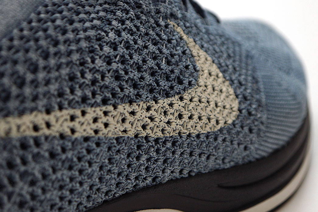 ccdbec65c662 Nike Hand-Dyed Indigo Flyknit Racer Sneaker for 2020 Tokyo Olympics ...