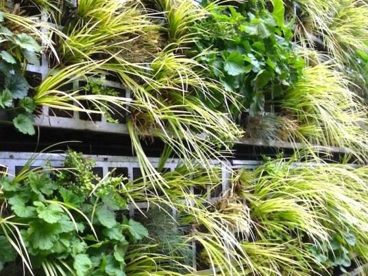 Living Air Garden Pops Up at the Reina Sofia Museum in Spain