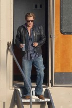 Johnny Depp in Jeans – Orta Blu