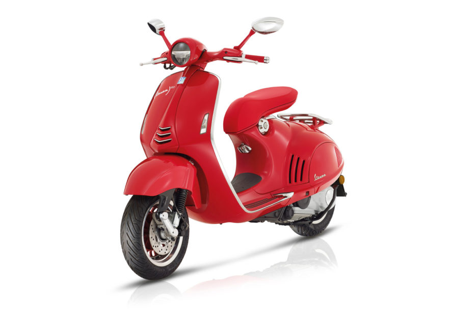 Wonderlijk The all-electric Vespa scooter of your dreams is finally here NH-07